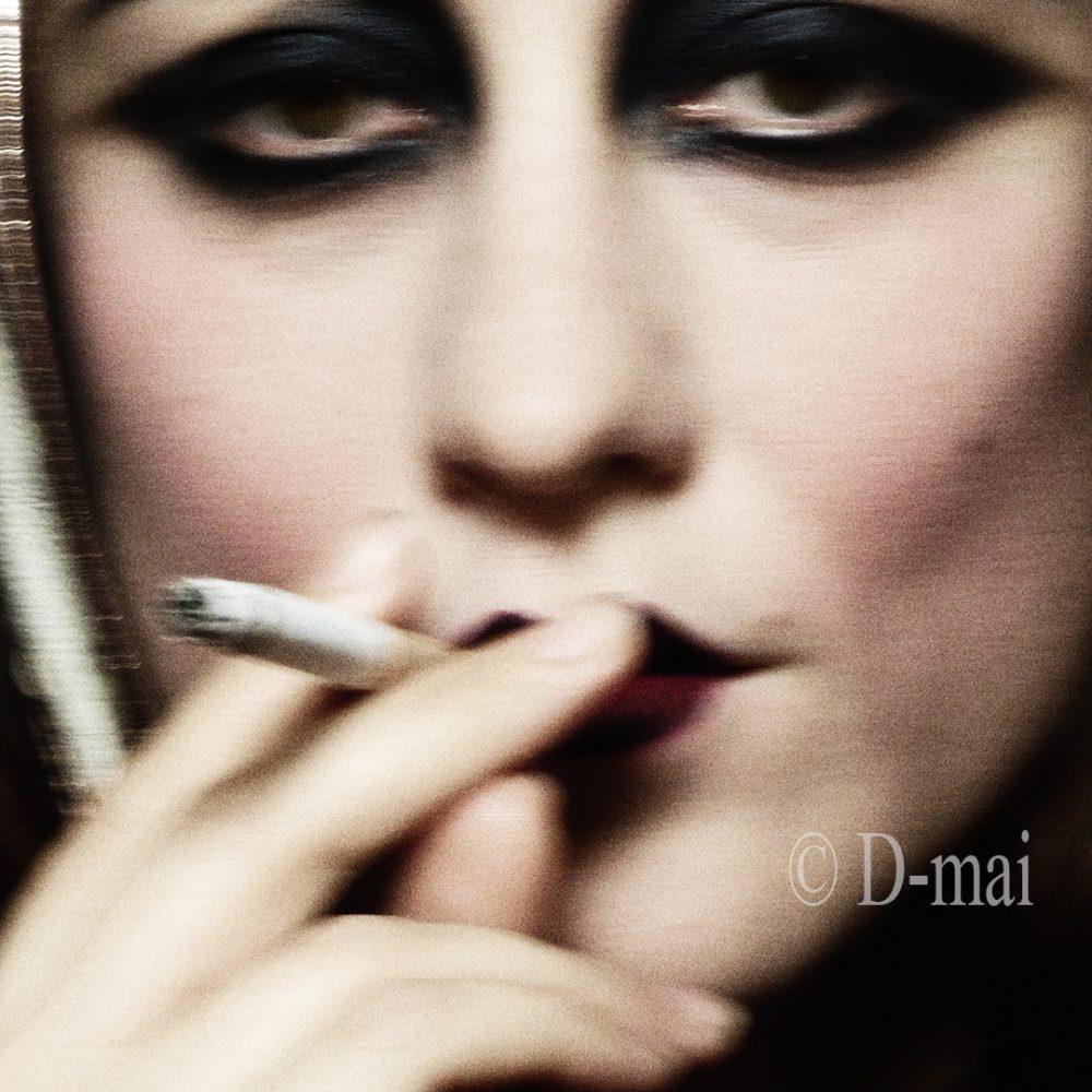 Portfolio D-mai. Makeup Claire Abecassis. Photo H.R.