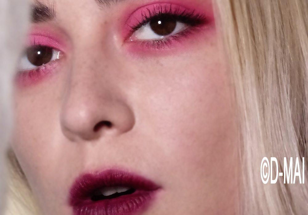 Portfolio D-mai. Makeup Emilie Roveyaz