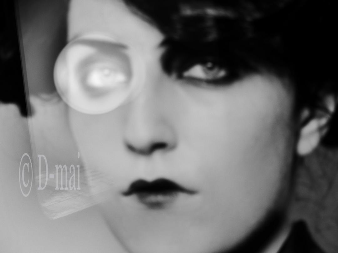 Portfolio D-mai- Photo: H.R. Makeup: Caroline Alet