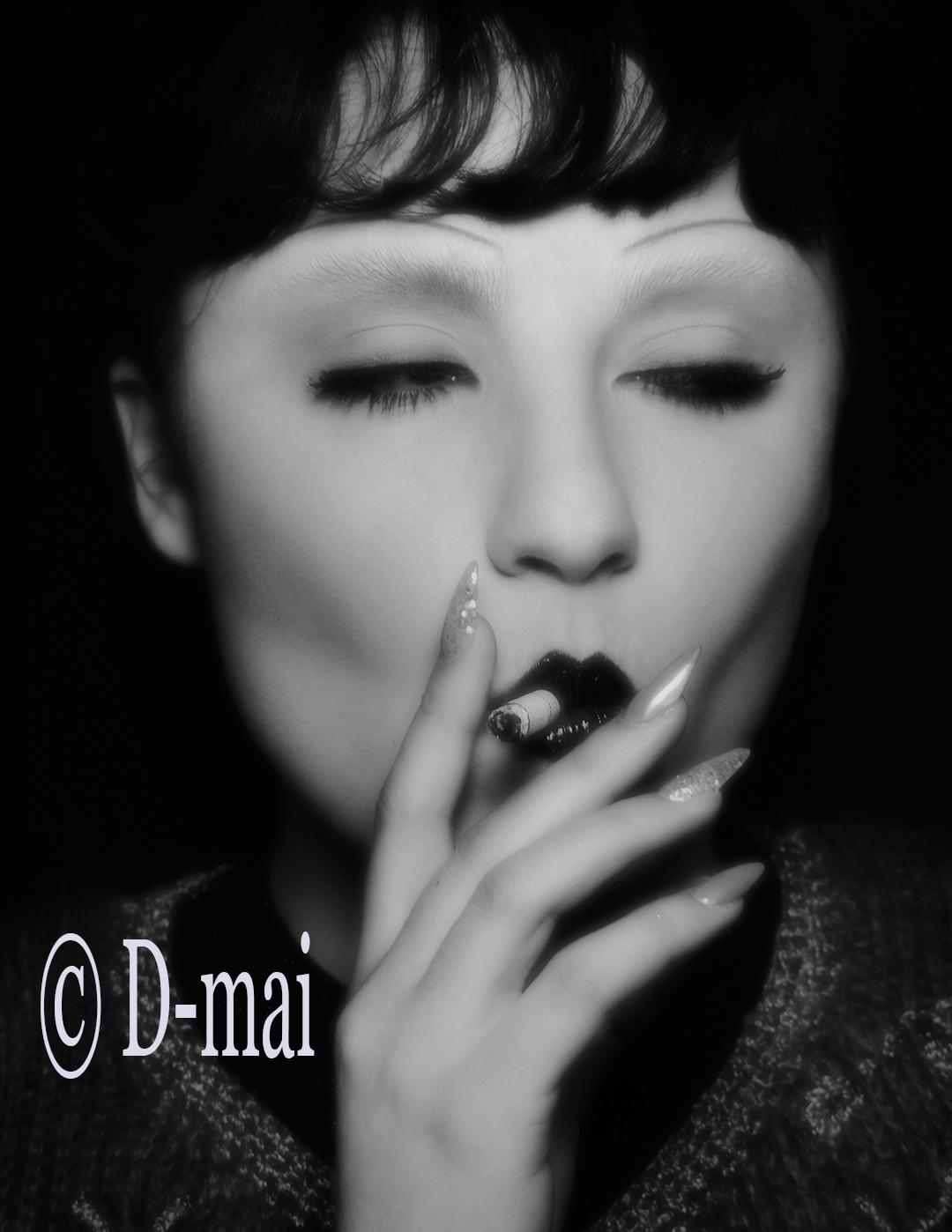 Portfolio D-mai. Makeup Caroline Alet.