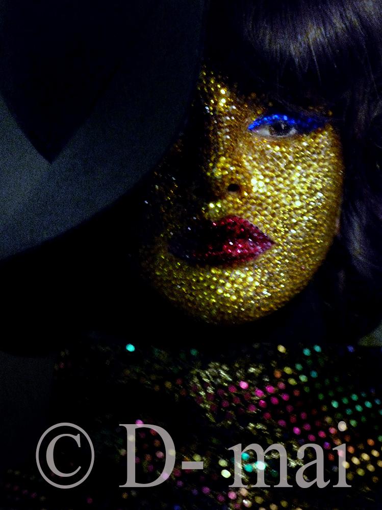 Portfolio D-mai- Photo: H.R. Makeup: Monique Cherix& Jessica Feng