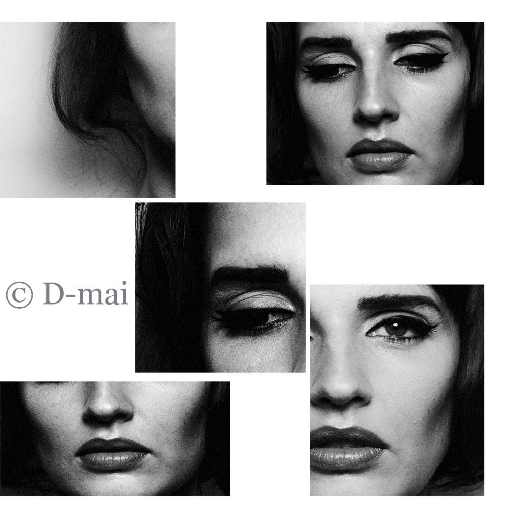 Portfolio D-mai. Makeup Virginie Delin.