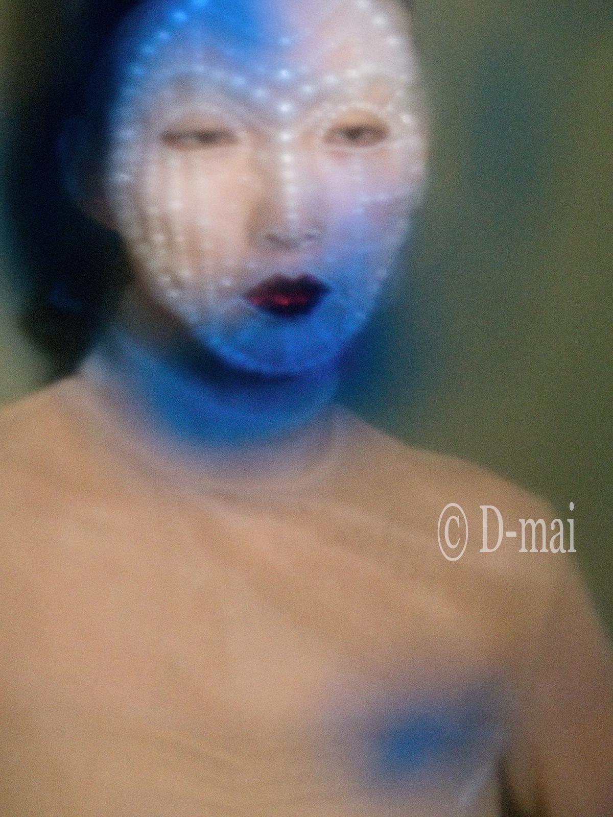 Portfolio D-mai. Makeup Sohphea Yen.