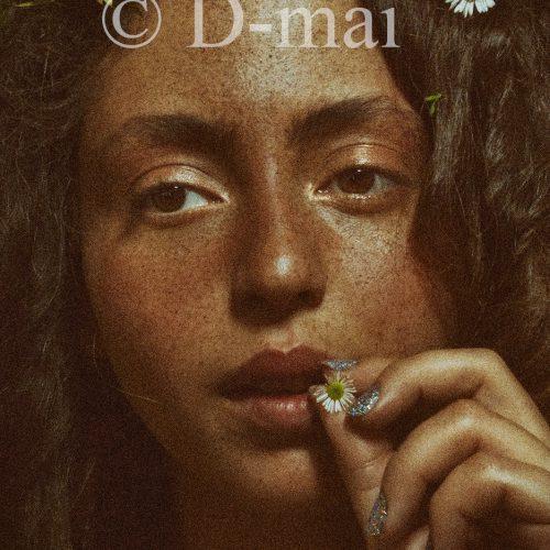 Portfolio D-mai. Makeup David Bourhis. Photo H.R.