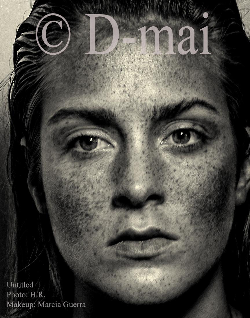 Portfolio D-mai. Makeup Marcia Guerra. Photo H.R.