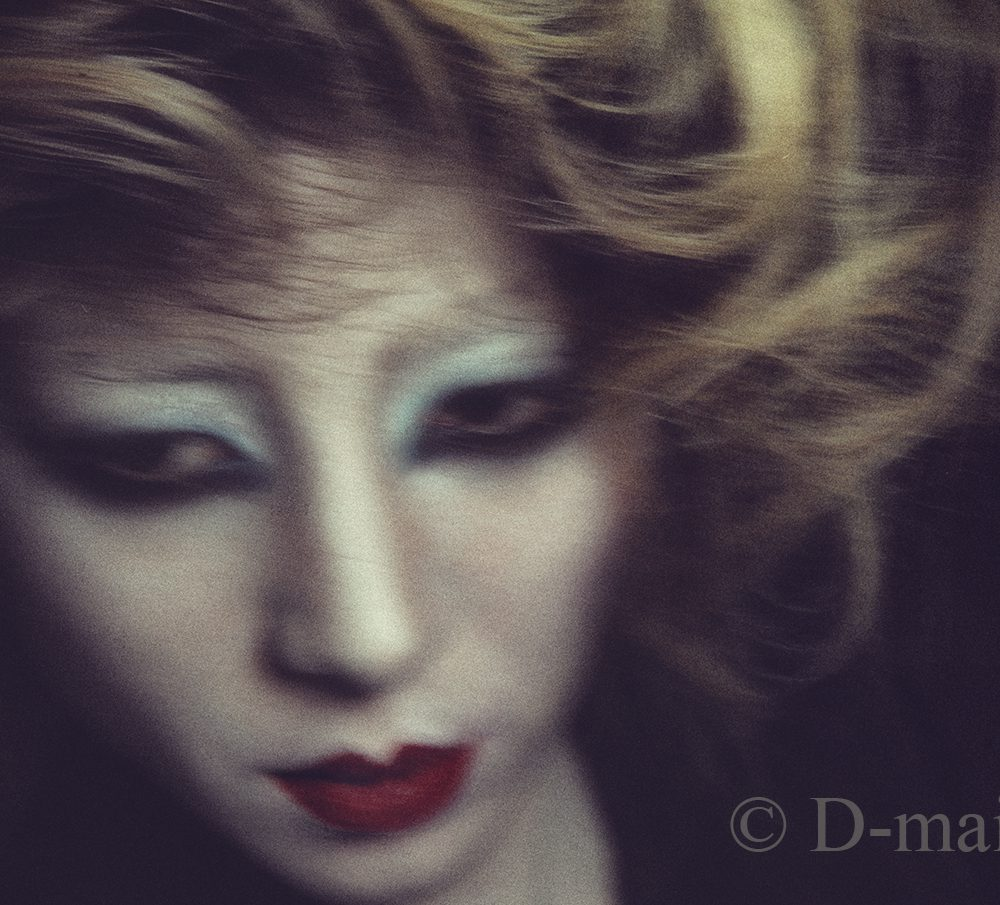 Portfolio D-mai. Makeup Ophélie Crommar. Photo H.R.
