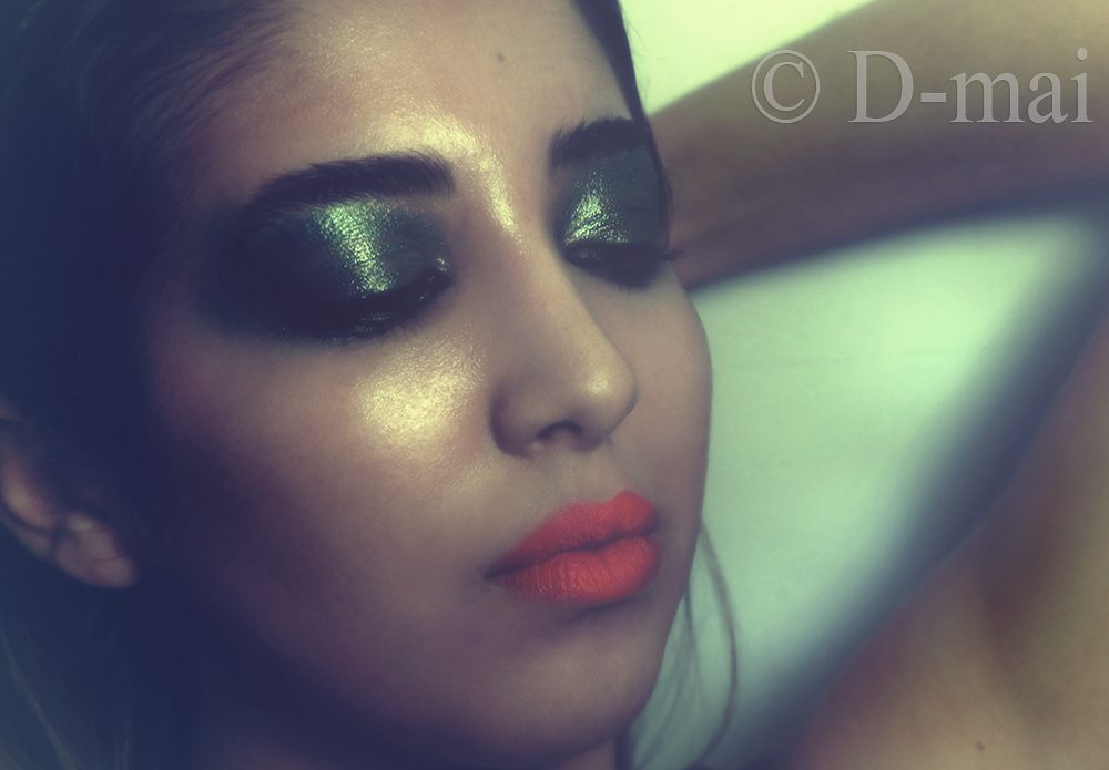 Portfolio D-mai. Makeup Emeline Lalande. Photo H.R.