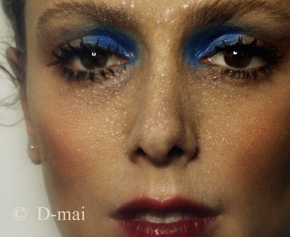 Portfolio D-mai. Makeup Elisabeth Maurier. Photo H.R.