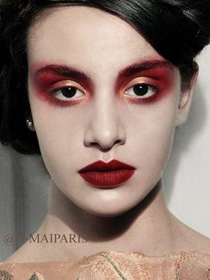 Portfolio D-mai. Makeup Placier. Photo H.R.