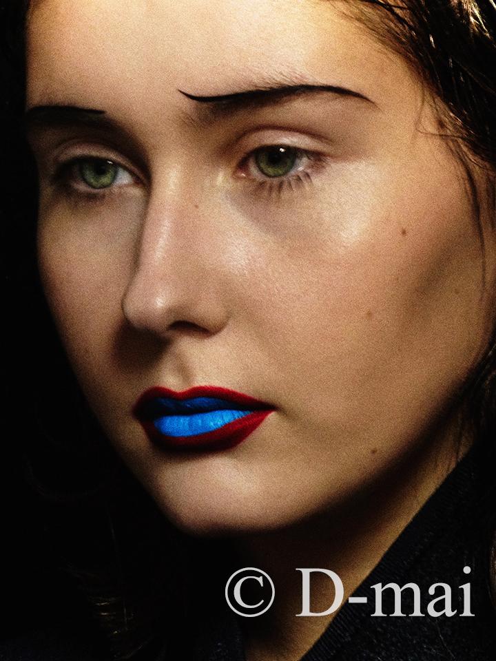 Portfolio D-mai. Makeup Laétitia Sireix. Photo H.R.