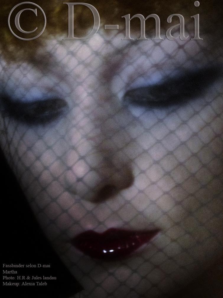 Portfolio D-mai. Makeup Alexia Taleb. Photo H.R.