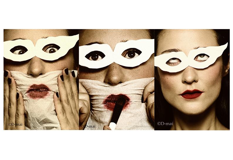 Portfolio D-mai- Photo: H.R. Makeup: Elsa Olson
