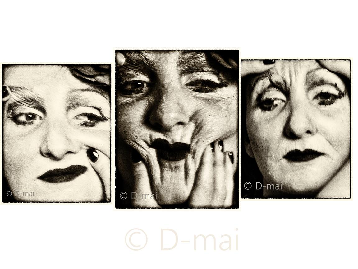 Portfolio D-mai- Photo: H.R. Makeup: Louisa Trapier