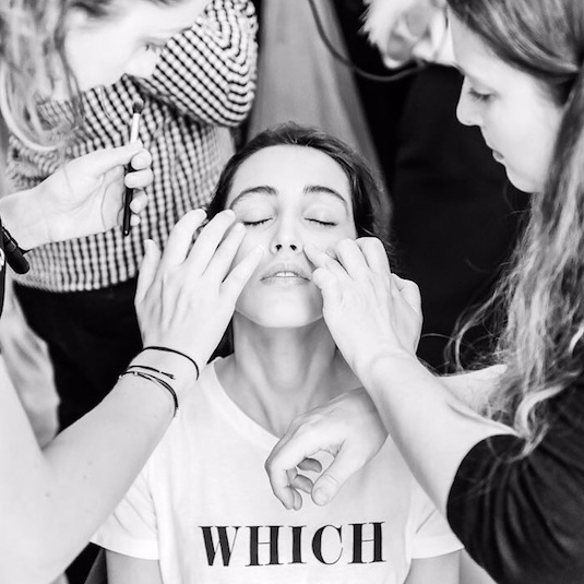 École de maquillage - formation maquillage : makeup artist