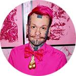 Kevin Bideau - Chercheur en arts et études de genre. Intervenant D-mai école de maquillage