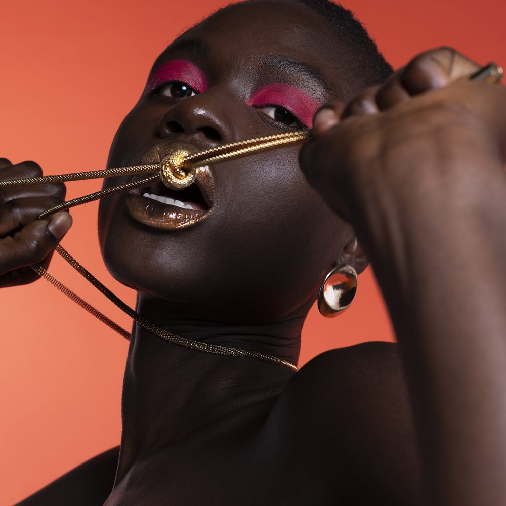 Portfolio D-mai Makeup : Charlotte Le Balch