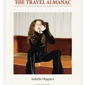 THE TRAVEL ALMANACH. Makeup: Houda Remita