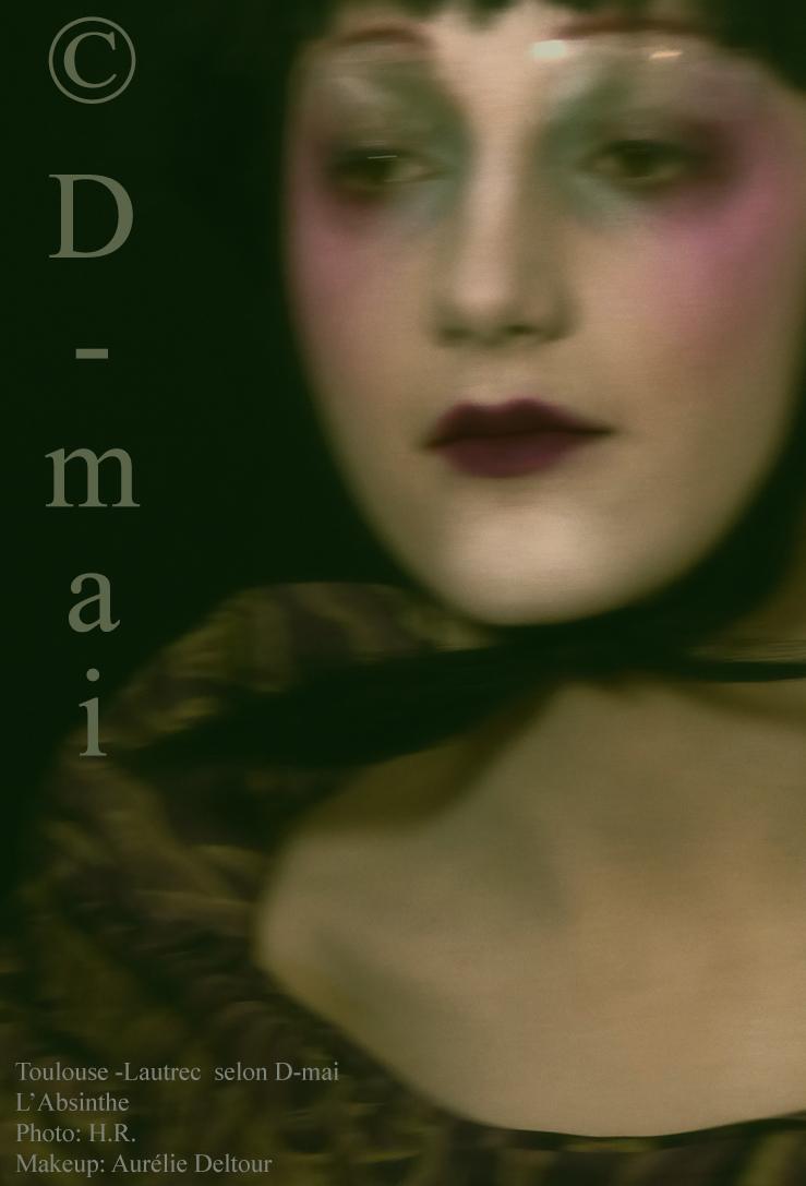 [:fr]Portfolio D-mai Paris Make up Aurélie Deltour. Photo: H.R.[:]