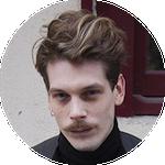 Hugo Villard - Makeup artist. Intervenant D-mai école de maquillage