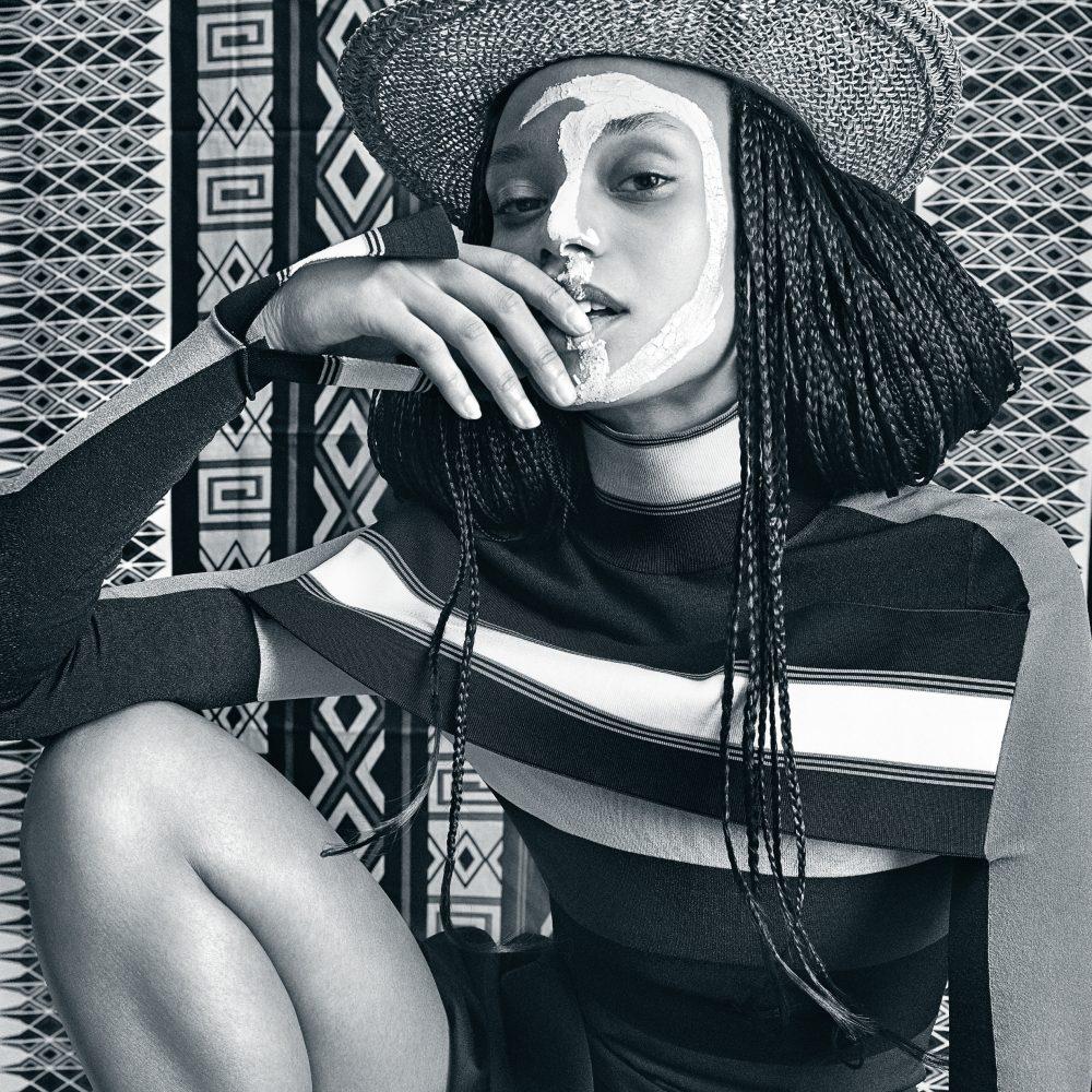 Photo: Koto Bolofo Maquillage: Houda Remita