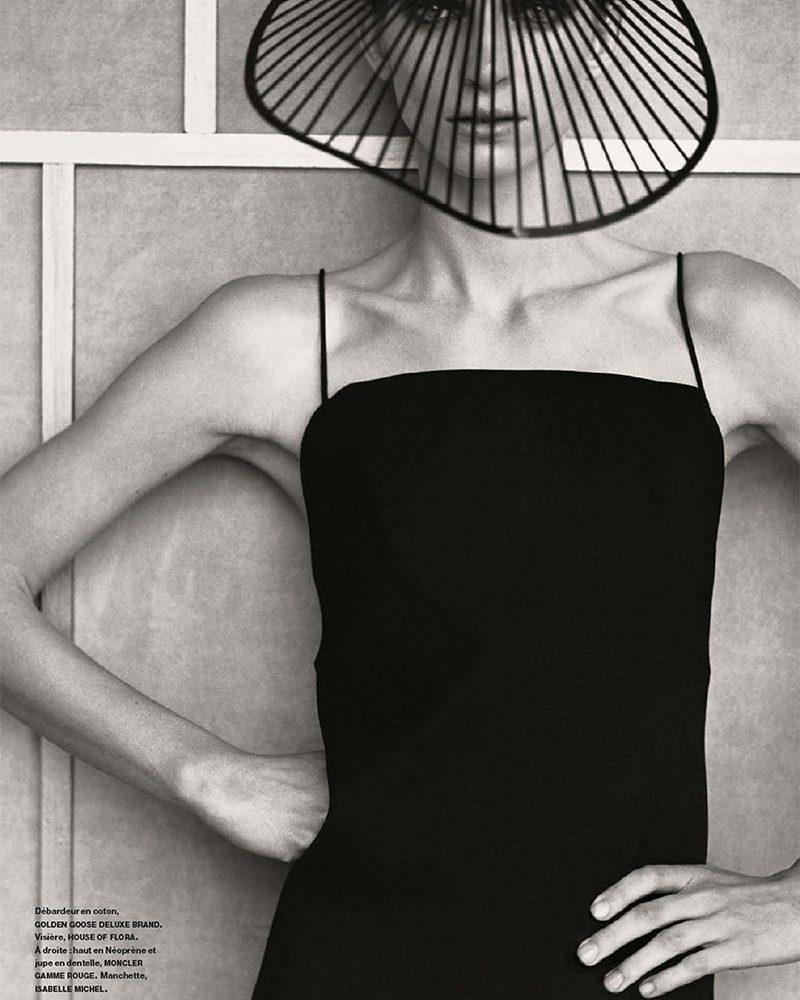 NUMERO. Photo: Koto Bolofo - Makeup: Houda Remita pour D-mai Paris, école de maquillage