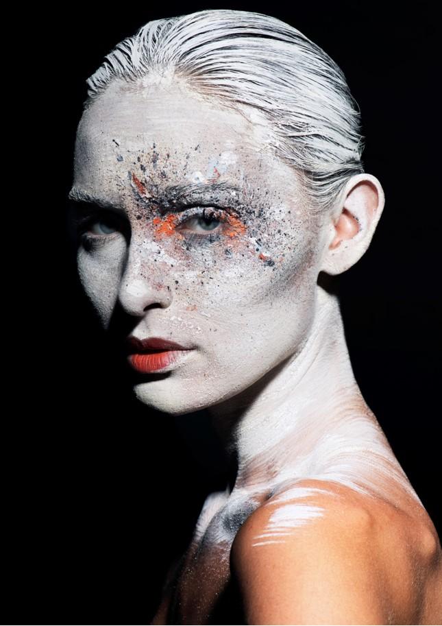 Portfolio D-mai Paris Makeup : Fay Bio Toura