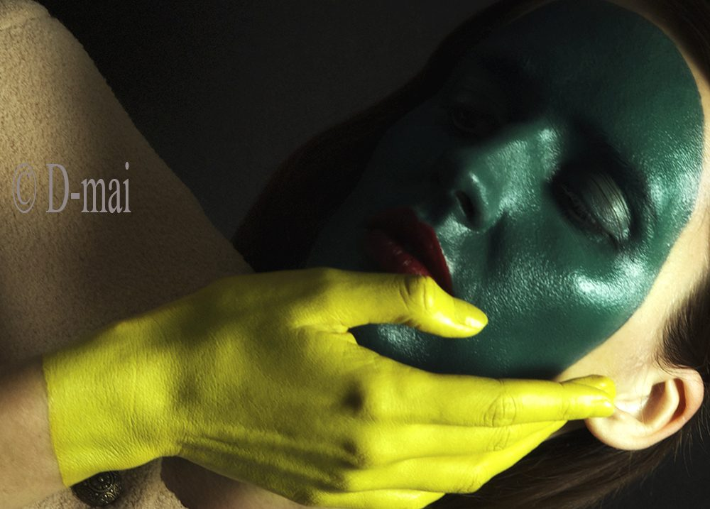 Portfolio D-mai- Photo: H.R. Makeup: Virginie Delin