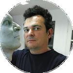 Emmanuel Pitois, maquilleur effets spéciaux. Intervenante D-mai école de maquillage