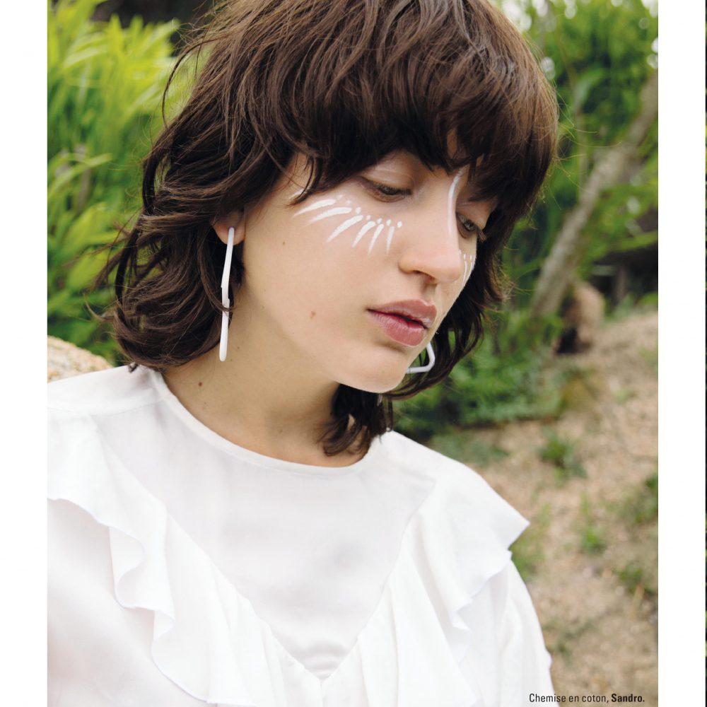 Jalouse Photo: Dani yellowden Maquillage: Aurélie Deltour