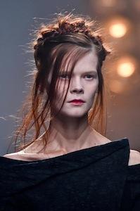 Défilé Aganovich P/E 2015 - Stages D-mai école de maquillage