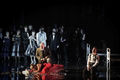 La Traviata - Stages D-mai école de maquillage